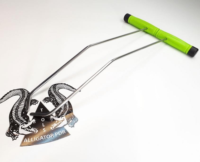 Gebogene Hebel 48 cm Ausbeulwerkzeug
