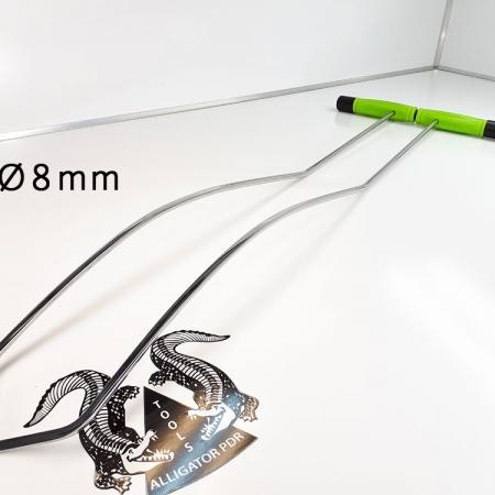 Gebogene Hebel 86 cm Ausbeulwerkzeug