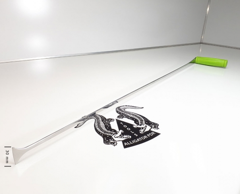Hebel breite Spitze 30 cm Ausbeulwerkzeug