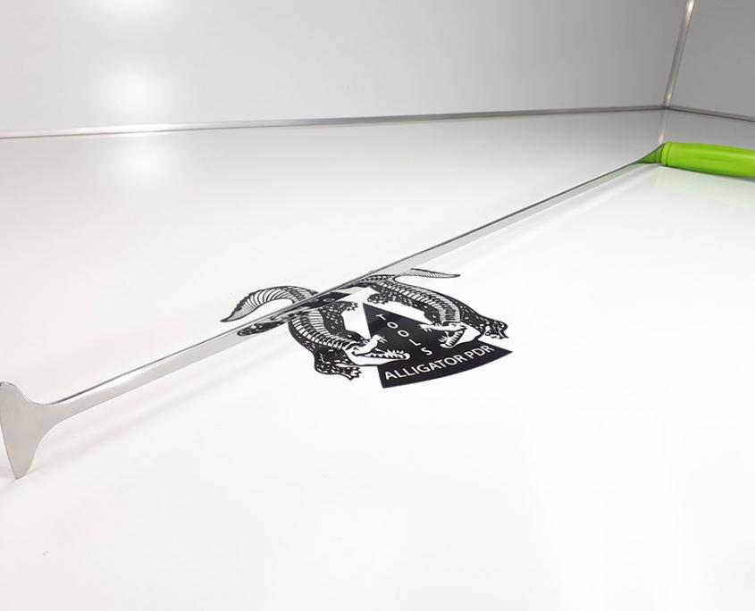 Hebel breite Spitze 40 cm Ausbeulwerkzeug