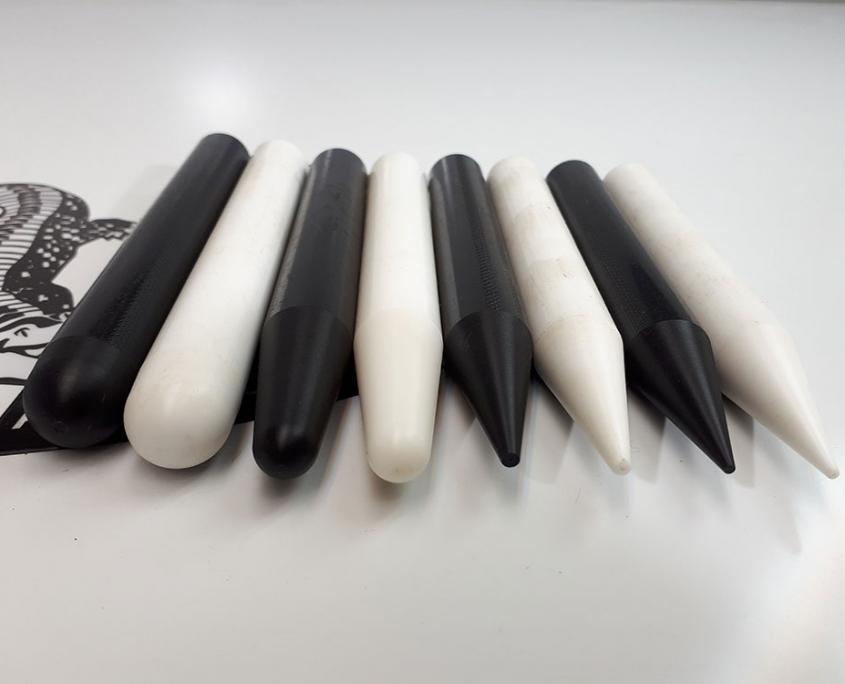 Plastik Rückschlagstifteset Ausbeulwerkzeug