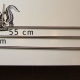 Spezielle Tuerhebel 55 bis 85cm Ausbeulwerkzeug