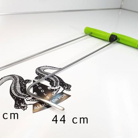 Türhebel flache Spitze 48 bis 44cm Ausbeulwerkzeug