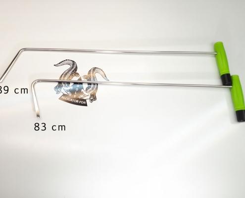 Türhebel flache Spitze 89 bis 83cm Ausbeulwerkzeug